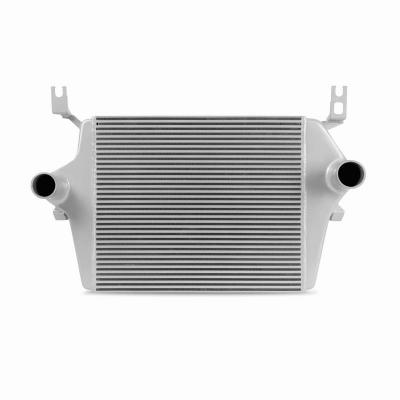 Mishimoto - Ford 6.0L Powerstroke Intercooler, 2003–2007 - SILVER - Image 2