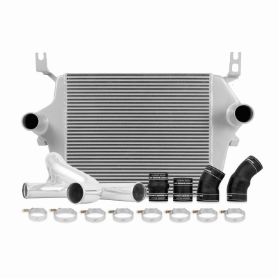 Mishimoto - Ford 6.0L Powerstroke Intercooler Kit, 2003–2007 - SILVER