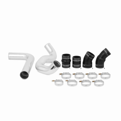 Mishimoto - Ford 6.0L Powerstroke Intercooler Pipe and Boot Kit, 2003–2007 - Image 5