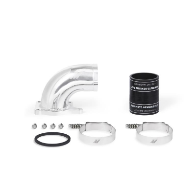 Air Intakes & Parts - Intake Elbows / Manifolds - Mishimoto - Ford 6.0L Powerstroke Intake Elbow, 2003-2007