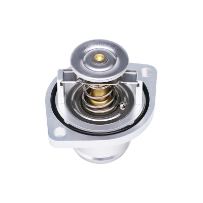 Mishimoto - Ford 6.0L Powerstroke Low-Temperature Thermostat and CNC Housing, 2003–2007 - Image 2
