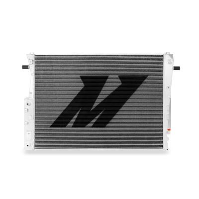 Mishimoto - Ford 6.4L Powerstroke Aluminum Radiator, 2008-2010 - Image 2