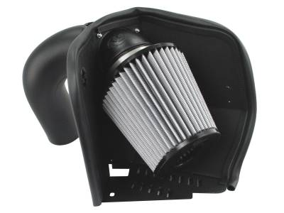 Air Intakes & Parts - Cold Air Intake - AFE - 2007.5-11 Dodge Ram Cummins L6-6.7L(td)  Turbo Diesel ProDry 5