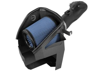 Air Intakes & Parts - Cold Air Intake - AFE - 2011-16 Ford F250/F350 Powerstroke 6.7L Stage 2 Pro 5 R