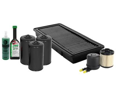 AFE - aFe Power Filter Service Package Ford Diesel Trucks 11-16 V8-6.7L (td)