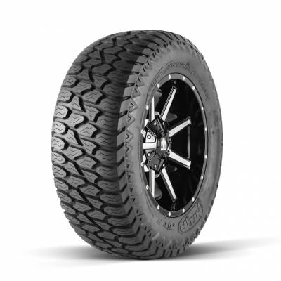 Dodge Cummins - 07.5 + 6.7L Common Rail - AMP Tires - 285/55R20 TERRAIN PRO A/T P 122/119S LR  E