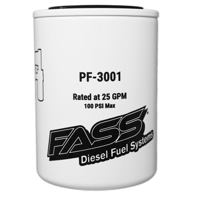 Lift Pumps & Fuel Systems - Replacement Filters - FASS - FASS-Titanium Signature Series Particulate Filter PF-3001