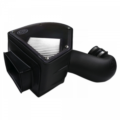 Air Intakes & Parts - Cold Air Intake - S&B Filters - Cold Air Intake For 1994-2002 Dodge Ram Cummins 5.9L (Dry Filter)