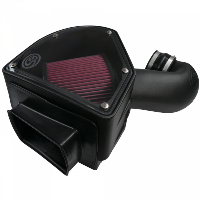 Air Intakes & Parts - Cold Air Intake - S&B Filters - Cold Air Intake For 1994-2002 Dodge Ram Cummins 5.9L (Oiled Filter)