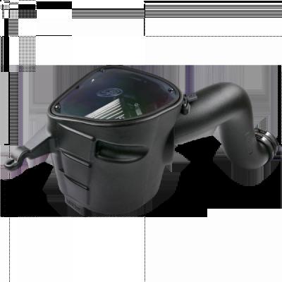 Air Intakes & Parts - Cold Air Intake - S&B Filters - Cold Air Intake For 2003-2007 Dodge Ram Cummins 5.9L (Dry Filter)