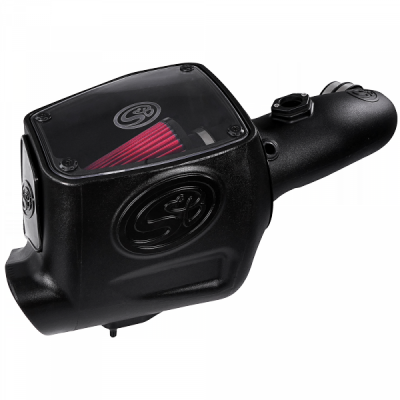 Air Intakes & Parts - Cold Air Intake - S&B Filters - Cold Air Intake For 2008-2010 Ford Powerstroke 6.4L (Oiled Filter)