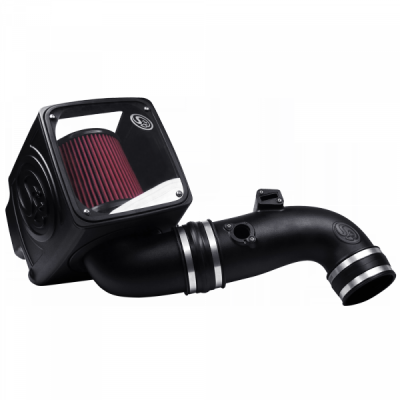 Air Intakes & Parts - Cold Air Intake - S&B Filters - Cold Air Intake For 2011-2016 Chevy / GMC Duramax LML 6.6L (Oiled Filter)