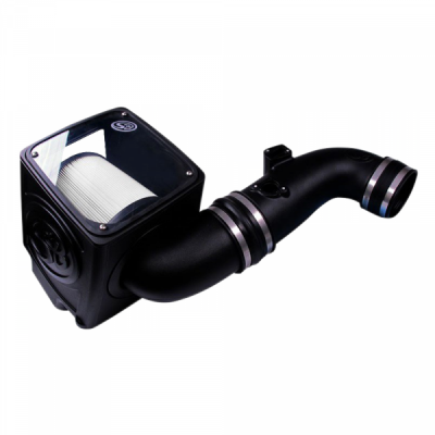 Air Intakes & Parts - Cold Air Intake - S&B Filters - Cold Air Intake For 2011-2016 Chevy / GMC Duramax LML 6.6L (Dry Filter)