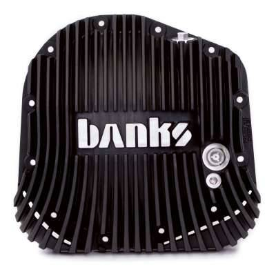 Banks Power - Banks Rear Differential Cover Kit Black Ops, w/Hardware