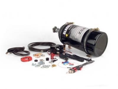 "Water Methanol & Nitrous - Nitrous - ZEX - ZEX Nitrous System, Zex Pro St.Die Sel""Black"" 82079B"